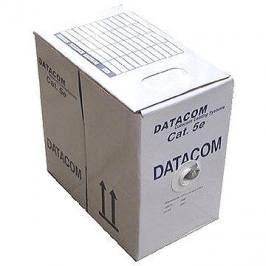 Datacom drát, CAT5E, FTP, LSOH, 305m/box