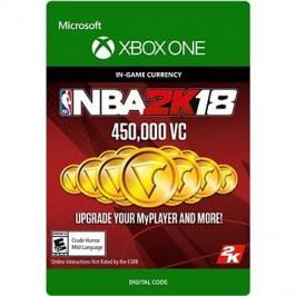 NBA 2K18: 450,000 VC - Xbox One Digital