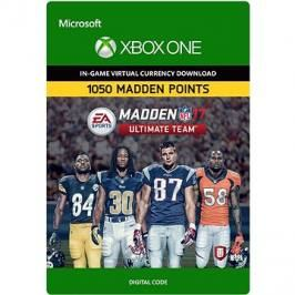 Madden NFL 18: MUT 1050 Madden Points Pack - Xbox One Digital