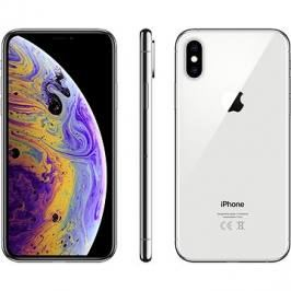 iPhone Xs 512GB stříbrná