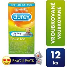 DUREX Tickle Me 12 ks