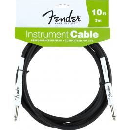 Fender Performance Series Cable 3m BLK